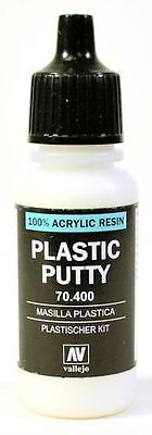 Vallejo Plastic Putty 17ml bottle - 38238