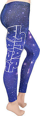 Star Wars Death Star Nebula Darth Vader Space Costume Juniors Leggings Xs-Xxl (Death Star Costume)