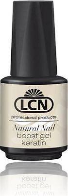 LCN Naturnagelverstärkung NNB Gel Clear Keratin