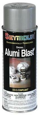 Seymour Spray  Paint  Alumi Blast 12OZ  Aluminium 16-055 16 Ounce Spray Paint