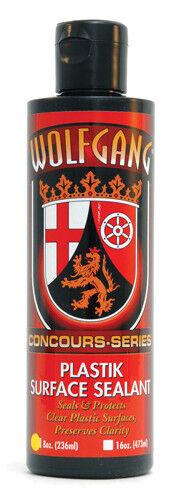 Wolfgang Car Care Plastic Surface & Headlight Sealant 8 oz. WG-8300