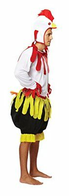 Mens Adult Chicken Rooster Costume for Stag doo Animal Turkey Christmas  Easter - Turkey Costumes For Adults