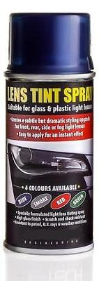 BLUE Lens Spray Tint Paint headlamp headlight indicator MC17/10