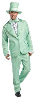70s Funky Green Tuxedo Mens Halloween Costume