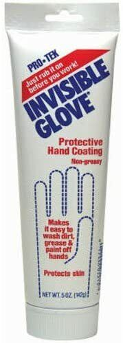 Blue Magic Invisible Glove 5 Ounce Tube #5215 Protective Hand Coating Automotive Tools & Supplies