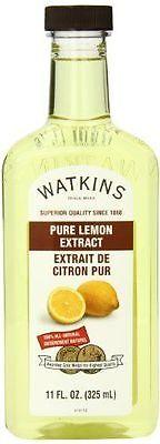 Watkins Pure Lemon Extract  11 Ounce FREE (Pure Lemon Extract)