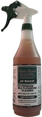 KLEEN GREEN NATURALLY 32oz PRE-MIXED ENZYME CLEANER ANTI SCABIES LICE BUG INSECT