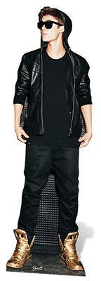 Höhe ca.178cm Pappaufsteller Figur Lebensgroß Aufsteller (Justin Bieber Pappaufsteller)
