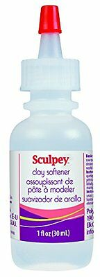 Sculpey Liquid Clay Softener, 1 Fluid Ounce