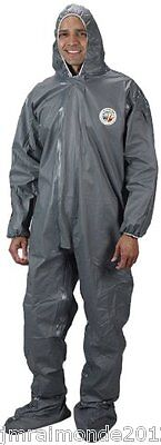Lakeland Pyrolon Crfr Flame-resistant Disposable Coverall With Hood And Boot 6