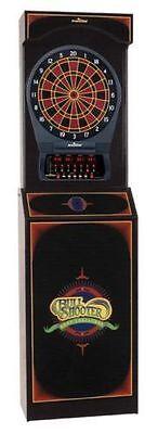 New Arachnid Bull Shooter Arcade Electronic CricketPro 650 Dart Board