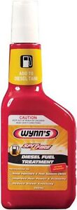 WYNNS SPITFIRE DIESEL FUEL TREATMENT 350ML