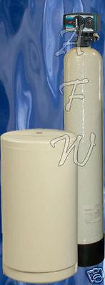 Abundant Flow Iron Sulfur Hard Water Filter Softener all n 1