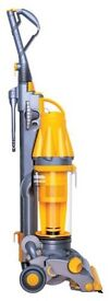 DYSON DC07 FULLY SERVICED FREE SET OF PERFUMED FILTERS YELLOW DELIVERY