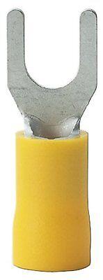 Gardner Bender 20-116 1 12-10 Gauge Yellow Spade Terminals 14-pack