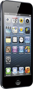New Apple Ipod Touch 64GB MP3 Player 5th Gen Model Space Gray, M