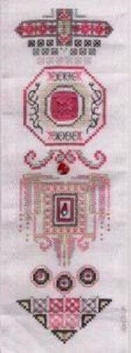 10/% Off Chatelaine X-stitch Chart-Indian Summer Reflections-Former Mystery VI