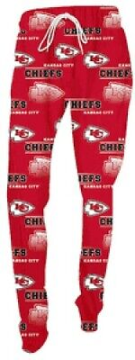 Ladies Kansas City Chiefs Red NFL Fusion Pajama Pants by Concepts -