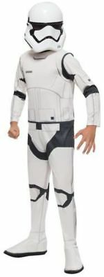 NEW Rubies Star Wars: The Force Awakens Child's Disney Stormtrooper Costume](Kids Starwars Costumes)
