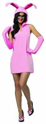 Rasta Imposta Damen Weihnachten Story Bunny Kleid ,Pink - Rasta Imposta Damen Kostüme