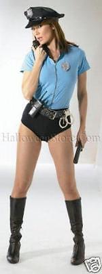 Traffic Cop Sexy Adult Costume HALF PRICE - Traffic Cop Kostüm