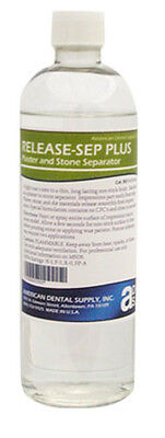 Release Sep Plus - Multi-application Releasing Separator 16 Oz Dental Lab Use.