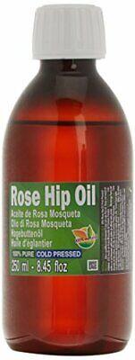 *Aceite Rosa Mosqueta 100% Puro 250 ml Origen Chile*