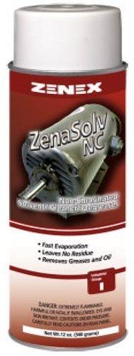 Zenex ZenaSolv Non-Chlorinated Solvent Cleaner - Case of 12