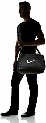 64dee3812b Nike Brasilia Training Duffel Bag XS Extra Small Black White BA5432 010 Gym  Bag