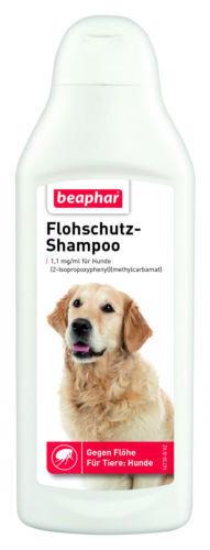 250 ml Beaphar Flohshampoo gegen ZECKEN Flohschutz Shampoo für Katze Hunde