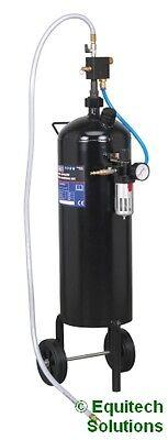 Sealey Tools PSB40 Portable Soda Blast Blaster Blasting Kit 18Kg Capacity New