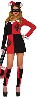Harley Quinn Party Supplies (Suicide Squad Harley Quinn Dress - Size Small / Medium)