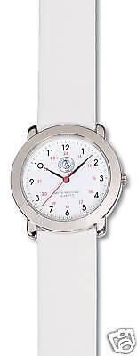 Prestige Medical Nurse Classic Elegent Watch with Military Time!