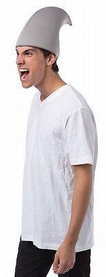 Sharknado Shark Fin Hat Gray Costume Headpiece Great White Grey Adult Mens NEW (Sharknado Costume)