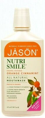 Jason Natural Products Mouthwash Nutrismile 16 oz