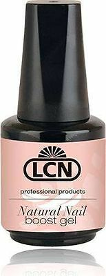LCN Naturnagelverstärkung NNB Gel clear