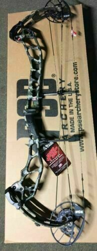 """New 2021 bow just in PSE EVO NXT  EVO 33  29""""60/70lb Right Hand KV"""