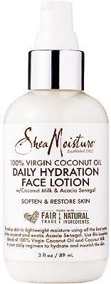 Shea Moisture 100% Virgin Coconut Oil Milk Daily Hydration F