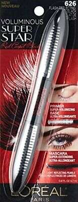 Red Carpet Cheap (4pc Loreal Voluminous Superstar Red Carpet Mascara 626 Flash Reflecting)