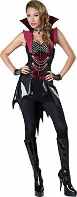 Brand New Incharacter Street Vamp Halloween Costume Womans