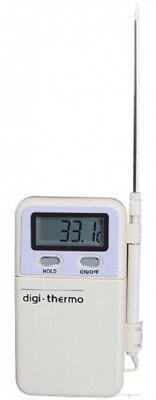 Stab Temperaturmessgerät Digital -50° bis +300°C Thermometer Temperaturregler