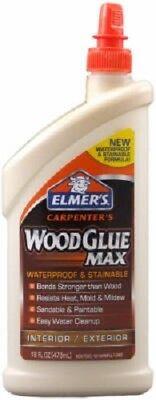 Elmers 16 Oz Carpenters Wood Glue Max