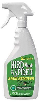Star Brite Bird & Spider Stain Remover  - 22oz. - 095122P