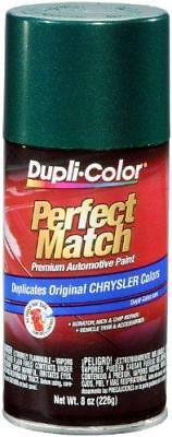 Dupli Color Perfect Match Premium Chrysler Automotive Paint  Forest Green Pearl