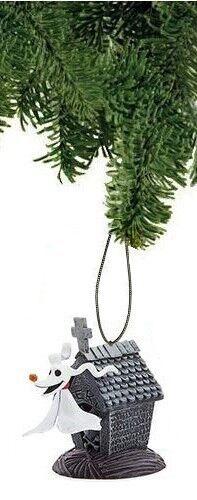 "Disney Nightmare Before Christmas Zero 2"" Custom Tree Ornament Figure Figurine"