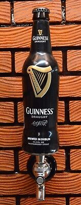 Guinness  Beer Tap Handle   A Unique    Cool Gift For Kegerator  Mancave Display