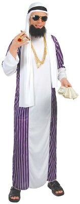 Mens Rich Arab Arabian International World Sheikh Fancy - International Fancy Dress Kostüme