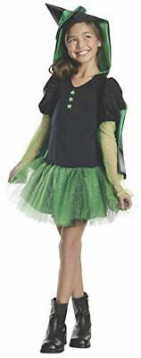 Rubies Wizard of Oz Wicked Witch of The West Hoodie Dress Costume, Child Large (Wicked Witch Of The West Costume Child)