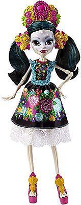 Monster High Skelita Calaveras Collector Doll