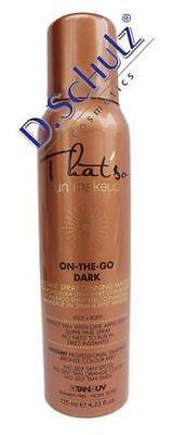 That´so - sun makeup - Selbstbräuner - Bräunungsspray - Face&Body Tanning - Sun